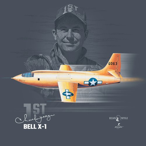 X-1 (Chuck Yeager)
